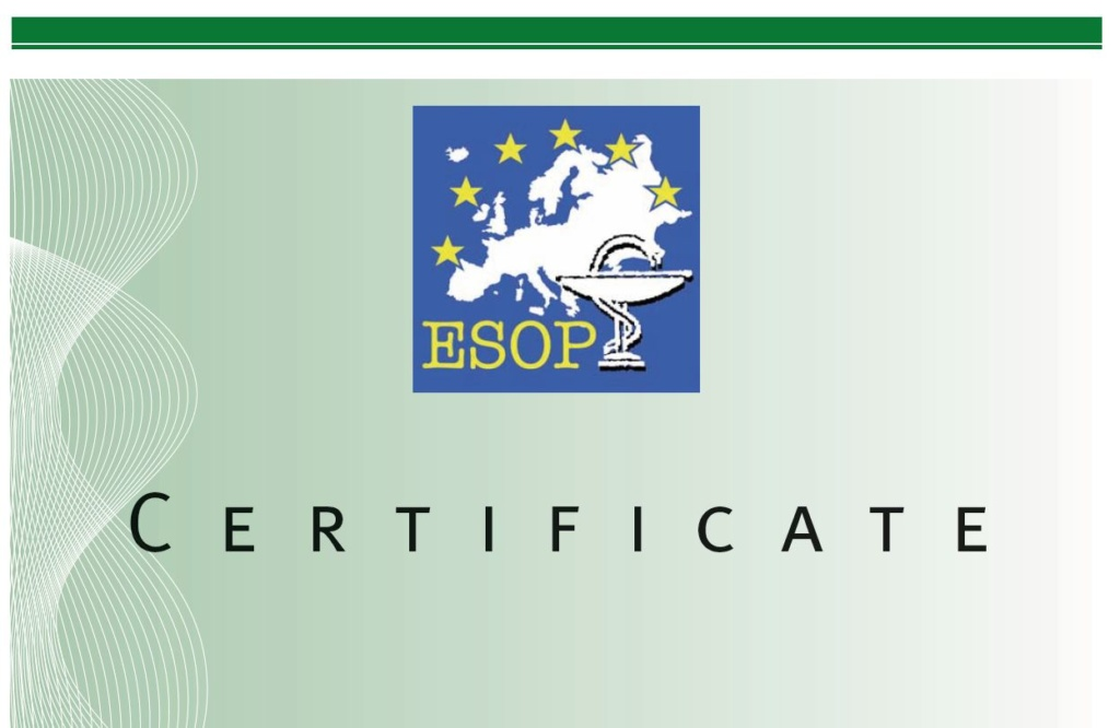 Apply for your certificate